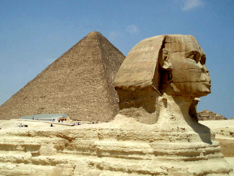 Astrology in Egypt: Great Pyramid Astrology in Ancient Egypt